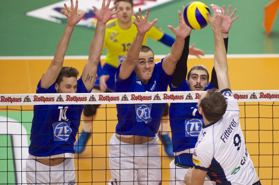 Volleyball Highlights Ende 2016