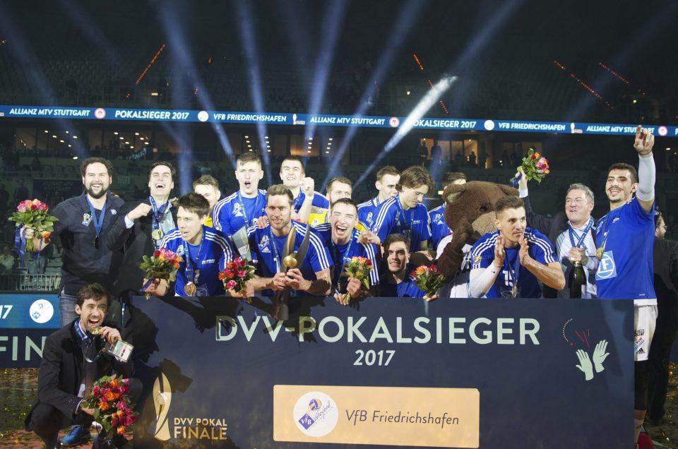 DVV Pokal 2017