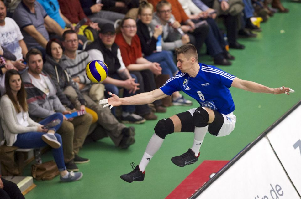 Volleyball Tie-Break Woche