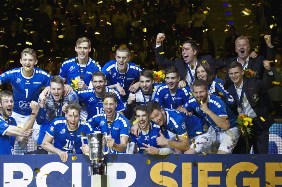 VfB feiert ersten Saisontitel
